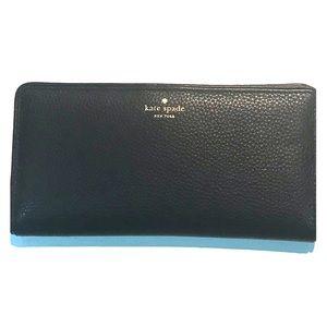 Kate♠️Spade Stacy Bi-Fold Wallet